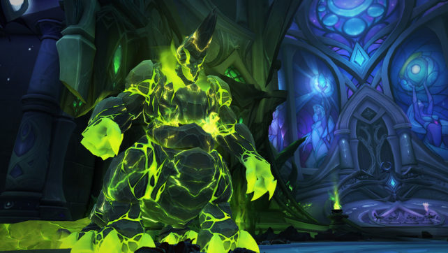 Mythic Tomb of Sargeras 1/9 – Goroth