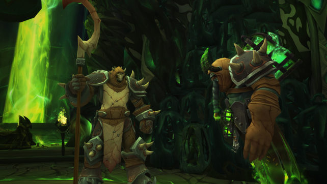Mythic Tomb of Sargeras 3/9 – Demonic Inquisition
