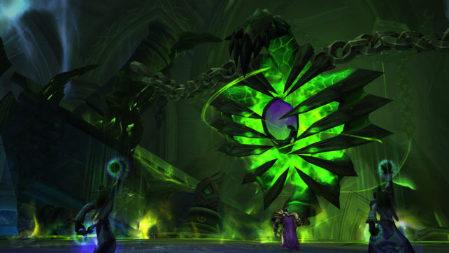 Mythic Tomb of Sargeras 5/9 – The Desolate Host