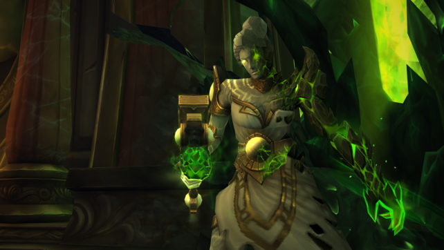Mythic Tomb of Sargeras 7/9 – Maiden of Vigilance