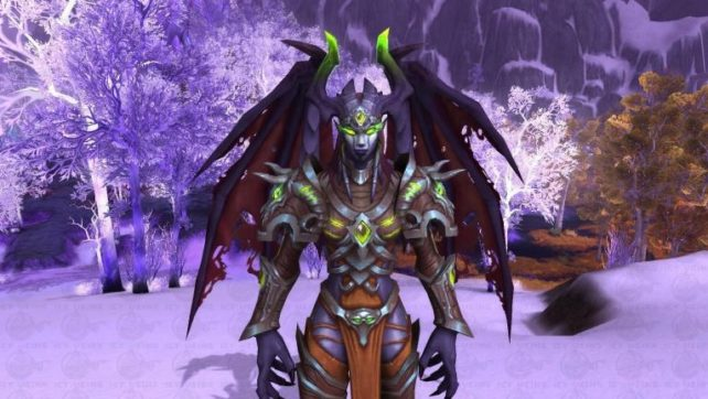Mythic Antorus, the Burning Throne 5/11 – Portal Keeper Hasabel