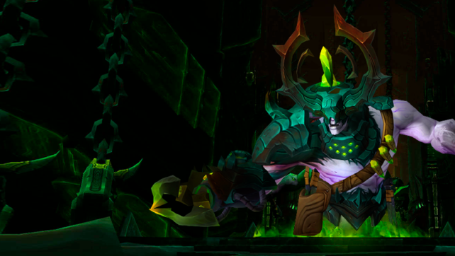 Mythic Antorus, the Burning Throne 7/11 – Kin'garoth