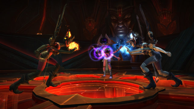 Mythic Antorus, the Burning Throne 9/11 – Coven of Shivarra