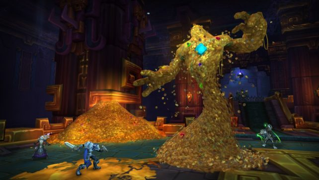 Mythic Battle of Dazar'alor 4/9 – Opulence
