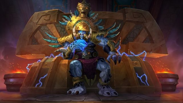 Mythic Battle of Dazar'alor 6/9 – King Rastakhan