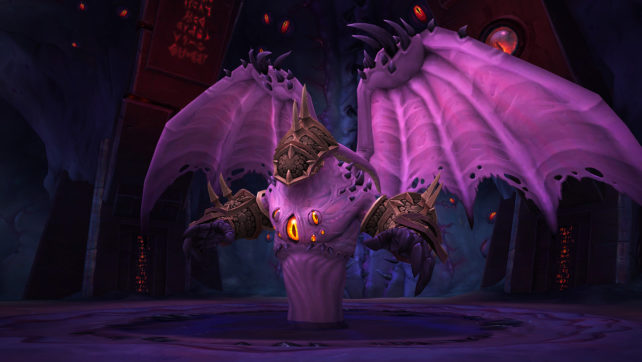 Mythic Ny'alotha, The Waking City 10/12 – Il'gynoth, Corruption Reborn