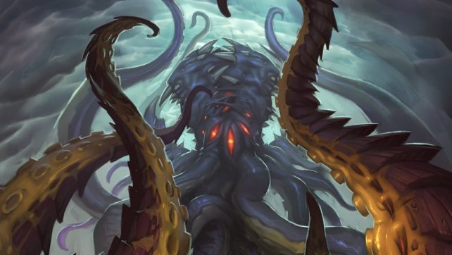 Mythic Ny'alotha, The Waking City 12/12 – N'zoth the Corruptor