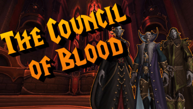 Mythic Castle Nathria 7/10 – The Council of Blood